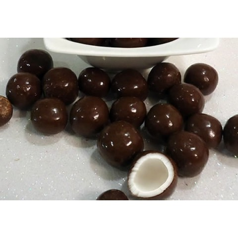 Çikolatalı Hindistan Cevizi Draje